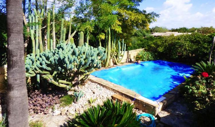 Descubriendo mallorca casas de pueblo soul housing for Piscina y jardin mallorca
